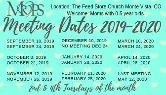 mops dates